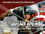 automaty zdarma Captain America Playtech