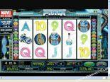 automaty zdarma Fantastic Four CryptoLogic