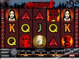 automaty zdarma Hellboy Microgaming