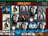 automaty zdarma Iron Man 2 Playtech