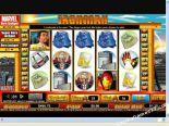 automaty zdarma Iron Man CryptoLogic