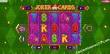 automaty zdarma Joker Cards MrSlotty