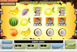 automaty zdarma Jungle Fruits OMI Gaming
