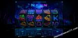 automaty zdarma Neon Reels iSoftBet