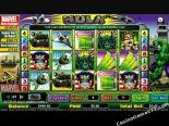automaty zdarma The Hulk CryptoLogic
