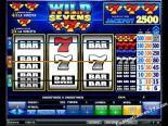 automaty zdarma Wild 7s iSoftBet