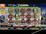 automaty zdarma X-Men CryptoLogic